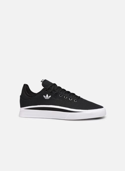 Sneaker adidas originals Sabalo schwarz ansicht von hinten