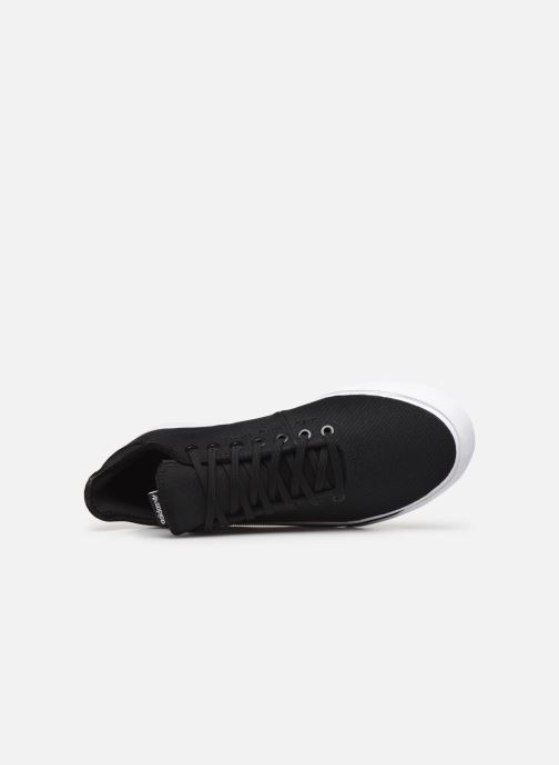 Trainers adidas originals Sabalo Black view from the left