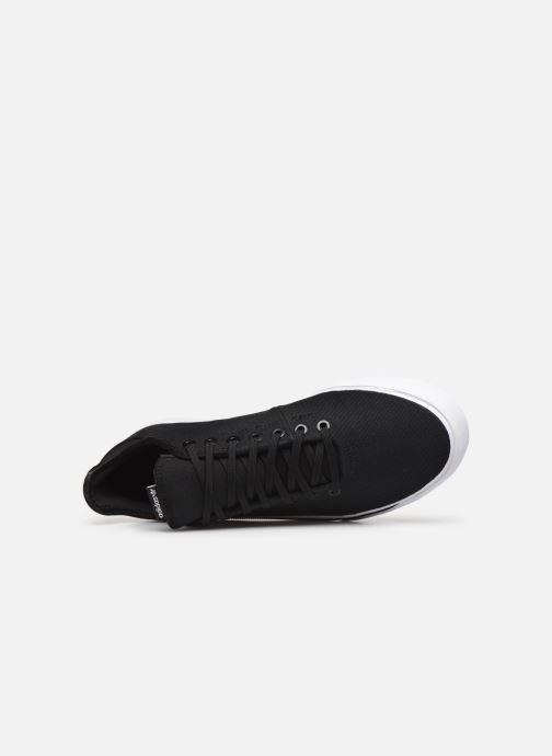 Sneaker adidas originals Sabalo schwarz ansicht von links