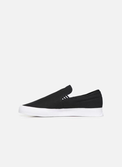 Sneakers adidas originals Sabalo SLIP Zwart voorkant