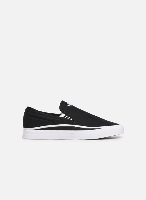 Sneakers adidas originals Sabalo SLIP Zwart achterkant