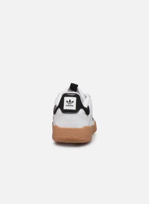 Sneakers adidas originals VRX Low Hvid Se fra højre