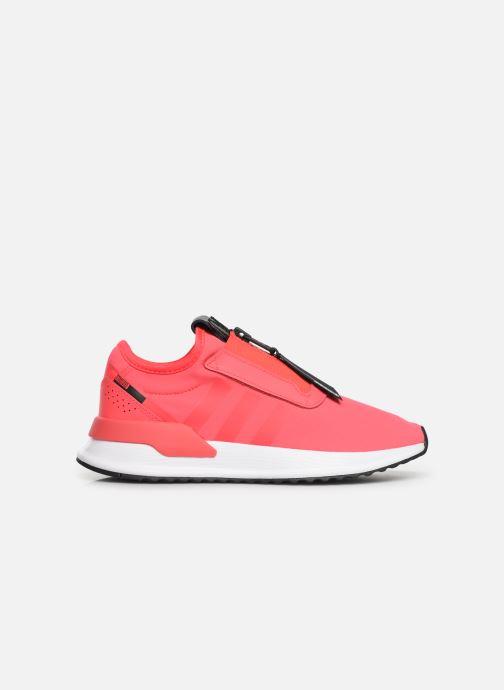 Sneaker adidas originals U_Path Run Zip W rosa ansicht von hinten