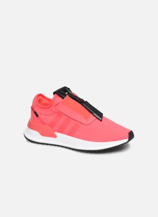 Sneakers adidas originals U_Path Run Zip W Pink detaljeret billede af skoene