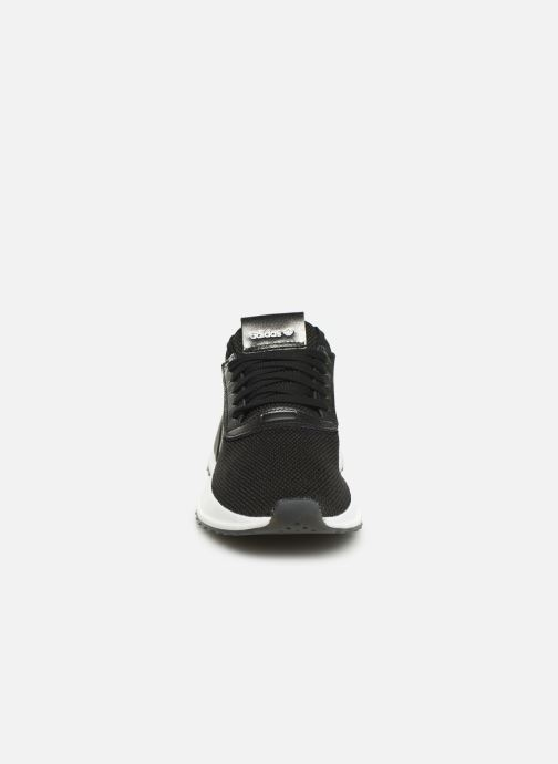 Trainers adidas originals U_Path X W Black model view