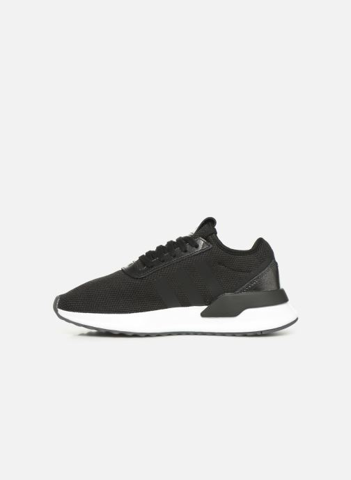 Trainers adidas originals U_Path X W Black front view