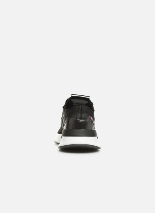 Baskets adidas originals U_Path X W Noir vue droite