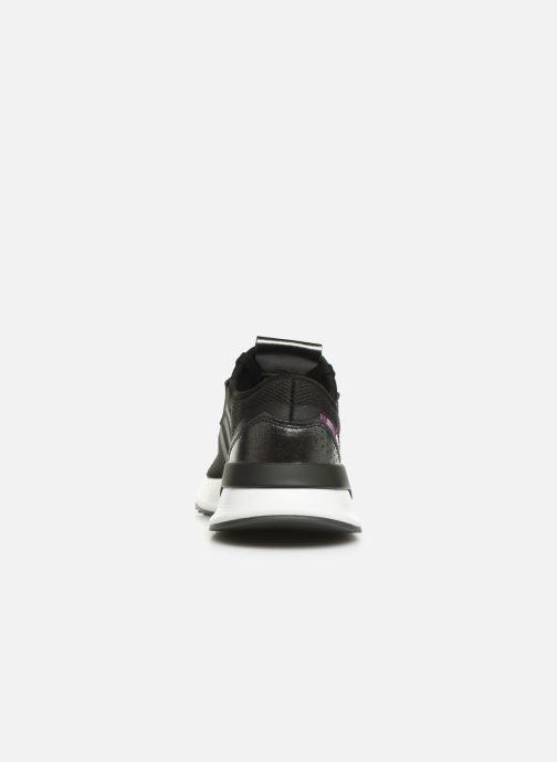 Sneakers adidas originals U_Path X W Zwart rechts