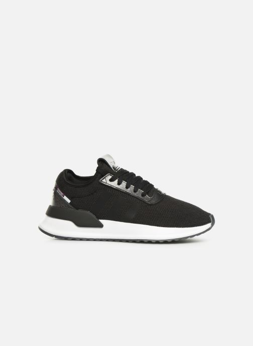 Sneakers adidas originals U_Path X W Zwart achterkant