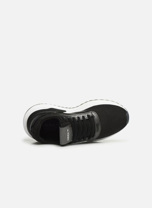 Baskets adidas originals U_Path X W Noir vue gauche