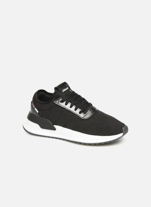 Baskets adidas originals U_Path X W Noir vue détail/paire