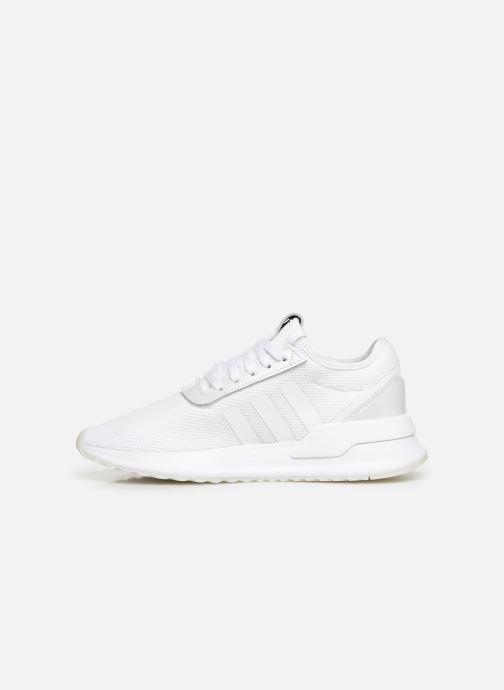 Sneakers adidas originals U_Path X W Bianco immagine frontale