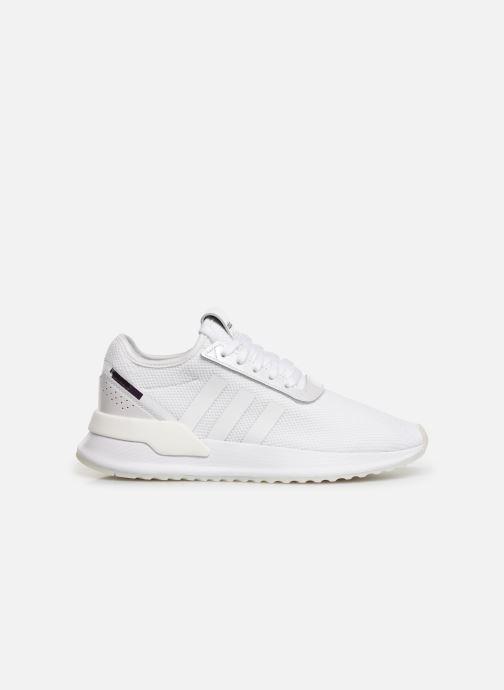 Sneaker adidas originals U_Path X W weiß ansicht von hinten
