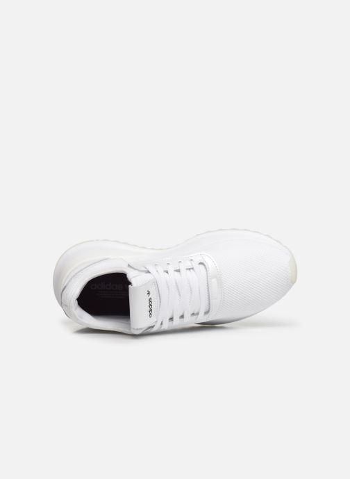 Sneaker adidas originals U_Path X W weiß ansicht von links