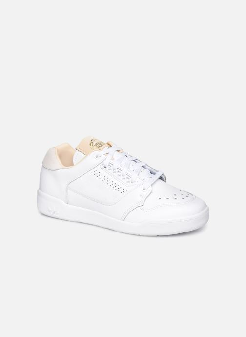 Adidas Sleek Series Sneakers Sneakers Leather White ref
