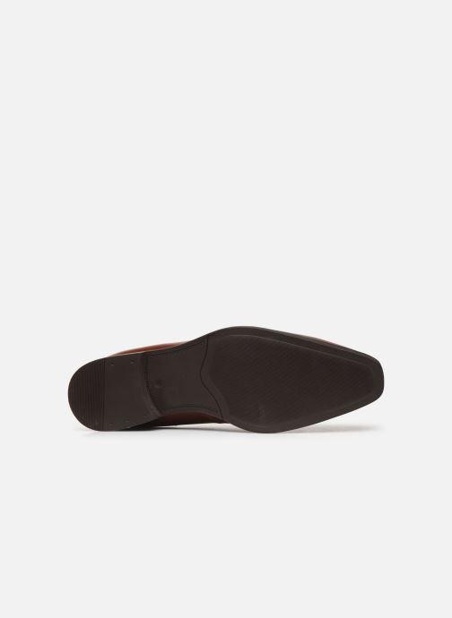Chaussures à lacets Marvin&Co Robeli Marron vue haut