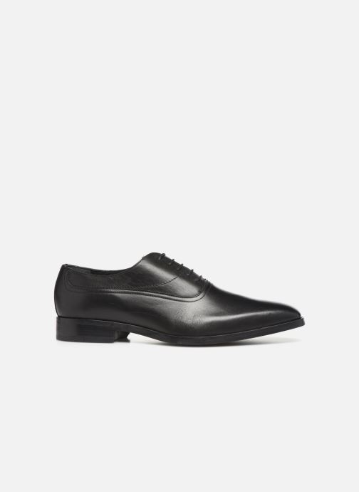 Zapatos con cordones Marvin&Co Robeli Negro vistra trasera