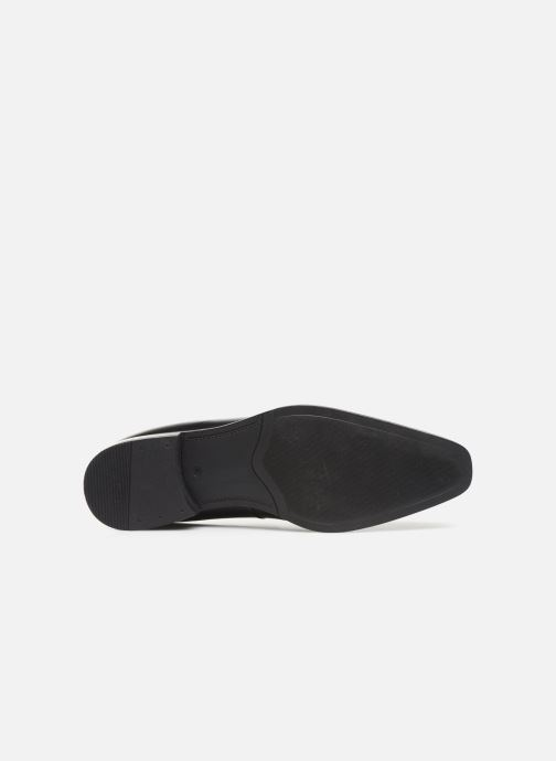 Zapatos con cordones Marvin&Co Robeli Negro vista de arriba