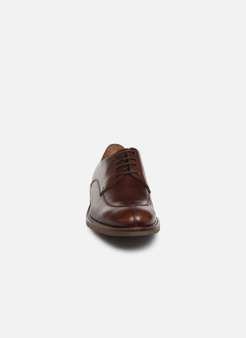 Zapatos con cordones Marvin&Co Romero Marrón vista del modelo