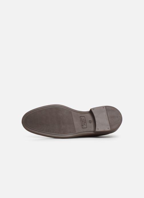 Chaussures à lacets Marvin&Co Romero Marron vue haut