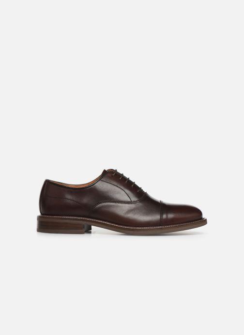 Chaussures à lacets Marvin&Co Riaz Marron vue derrière