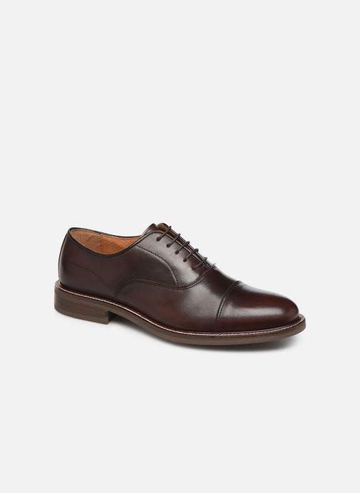 Zapatos con cordones Marvin&Co Riaz Marrón vista de detalle / par