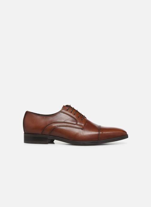 Zapatos con cordones Marvin&Co Ravi Marrón vistra trasera