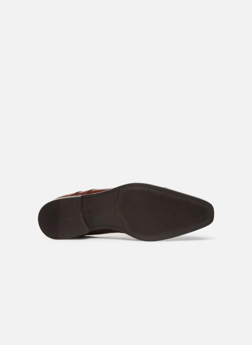 Chaussures à lacets Marvin&Co Ravi Marron vue haut