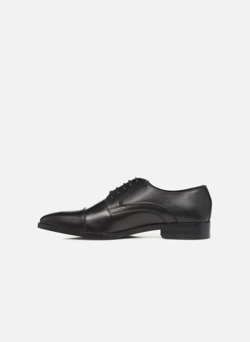Lace-up shoes Marvin&co Ravi Black front view