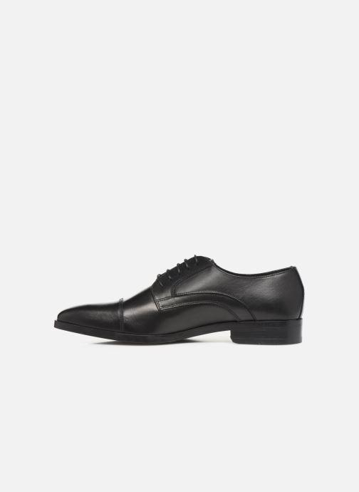 Chaussures à lacets Marvin&Co Ravi Noir vue face