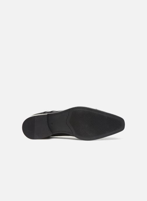 Chaussures à lacets Marvin&Co Ravi Noir vue haut