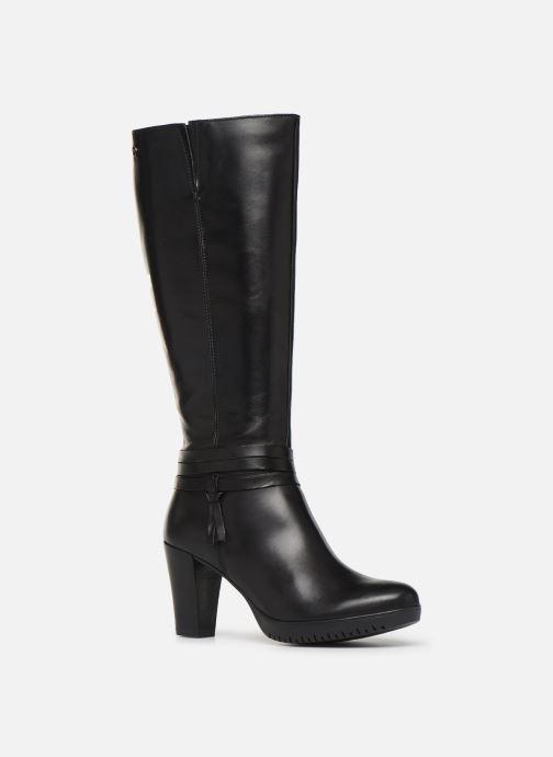 Boots & wellies Tamaris Lena Black detailed view/ Pair view