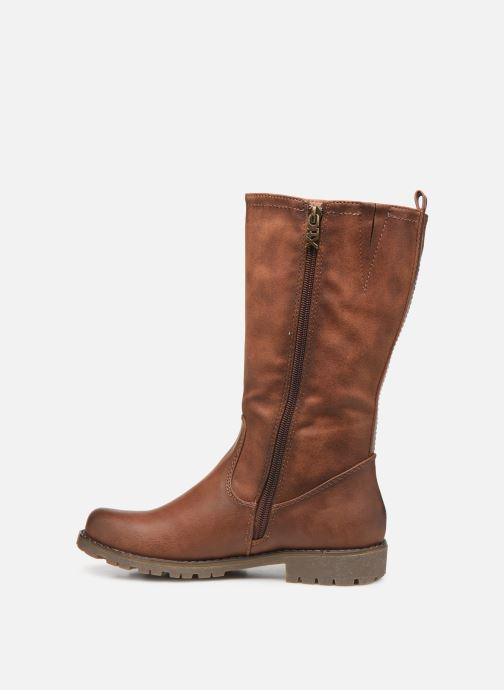 Støvler & gummistøvler Xti 56922 Brun se forfra