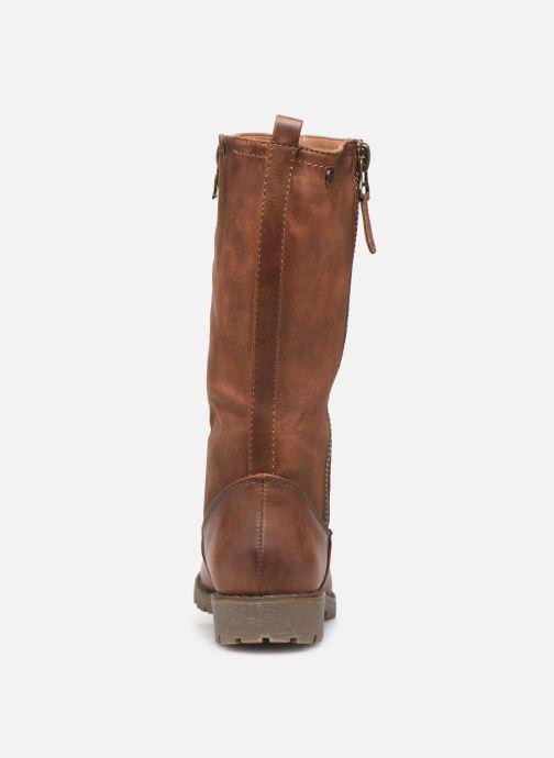Støvler & gummistøvler Xti 56922 Brun Se fra højre