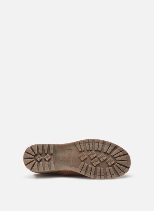 Laarzen Xti 56922 Bruin boven