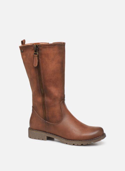 Støvler & gummistøvler Xti 56922 Brun detaljeret billede af skoene