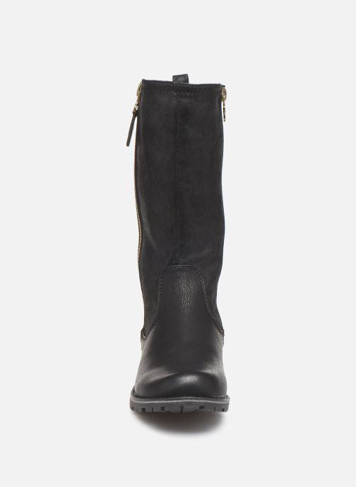 Stiefel Xti 56922 schwarz schuhe getragen