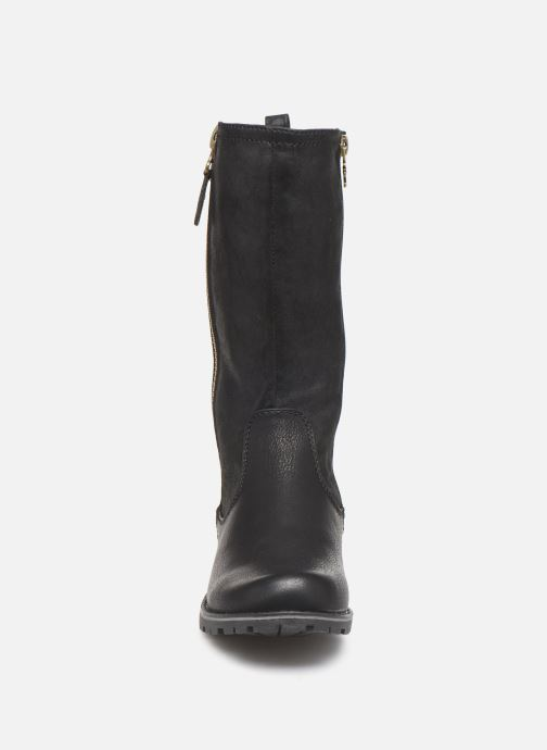 Bottes Xti 56922 Noir vue portées chaussures