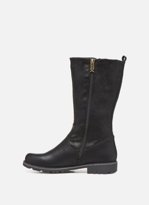 Stiefel Xti 56922 schwarz ansicht von vorne