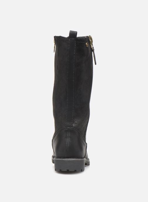 Stiefel Xti 56922 schwarz ansicht von rechts