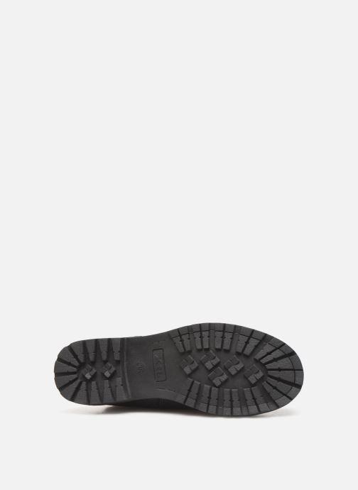 Stiefel Xti 56922 schwarz ansicht von oben