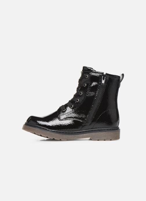 Boots en enkellaarsjes Xti 56949 Zwart voorkant