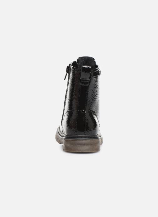 Boots en enkellaarsjes Xti 56949 Zwart rechts