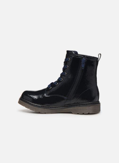 Boots en enkellaarsjes Xti 56949 Blauw voorkant