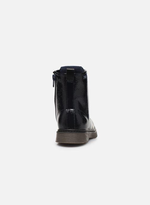 Bottines et boots Xti 56949 Bleu vue droite