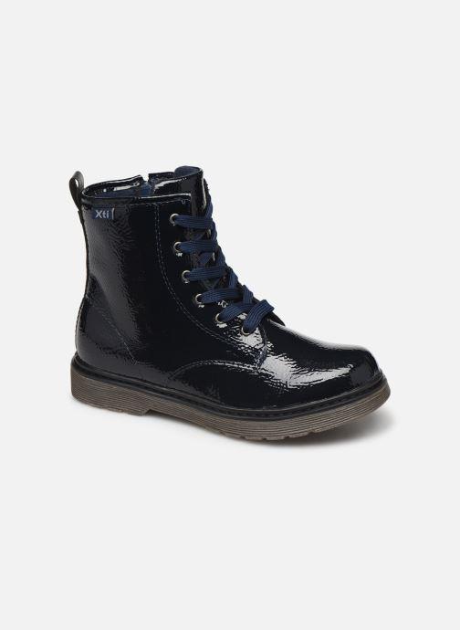 Boots en enkellaarsjes Xti 56949 Blauw detail