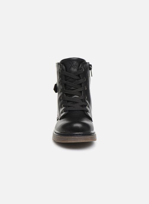 Bottines et boots Xti 56953 Noir vue portées chaussures