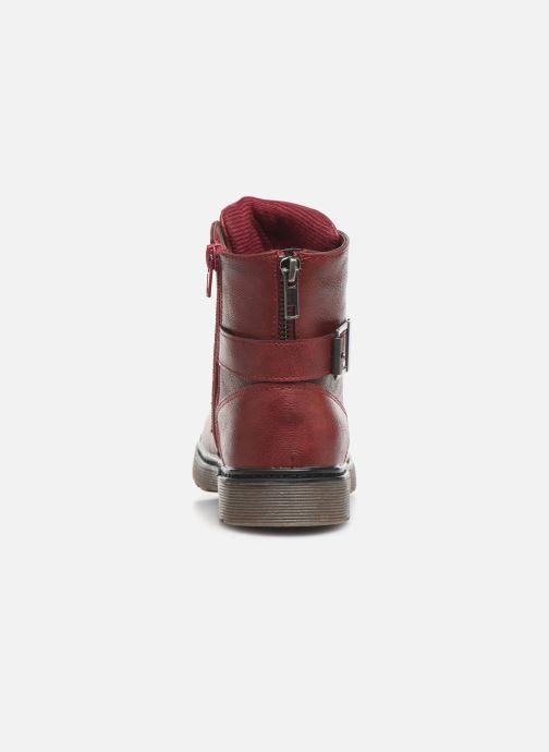 Bottines et boots Xti 56953 Bordeaux vue droite