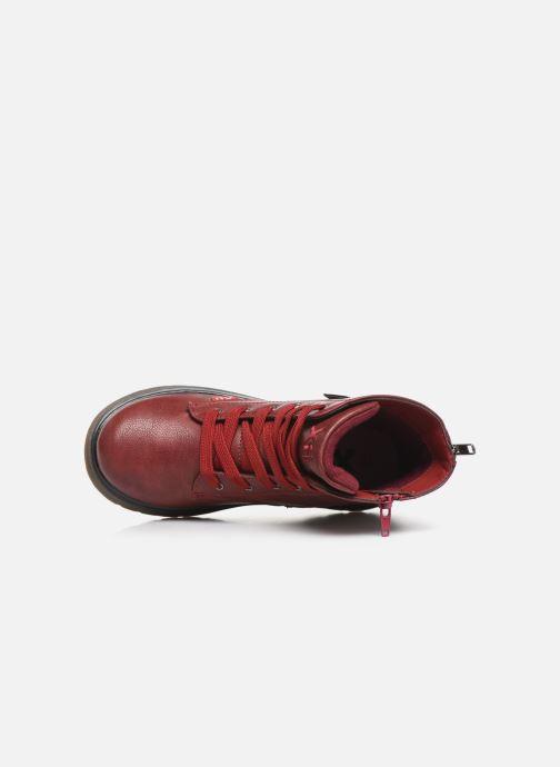 Bottines et boots Xti 56953 Bordeaux vue gauche