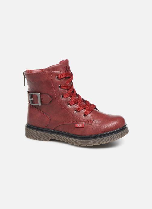 Bottines et boots Xti 56953 Bordeaux vue détail/paire